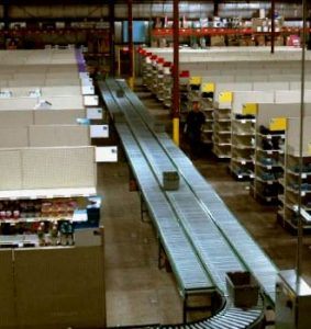 Fulfillment Logistics Warehouse